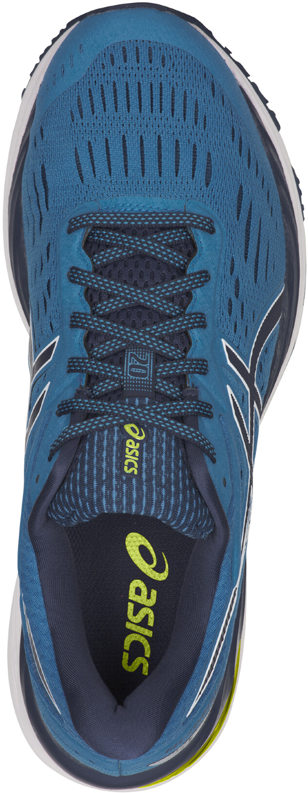 Asics Running Chaussures Sur 20 Cumulus Campz Gel Bleu Homme 1wAZ1xr